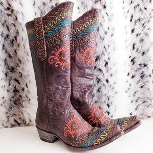 "Old Gringo ""Zarape"" Cowboy boot"